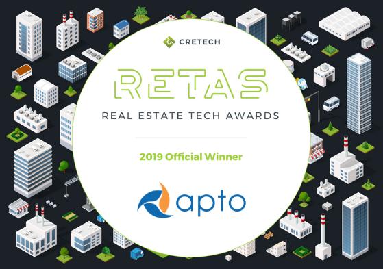 RETAS Award Apto Logo